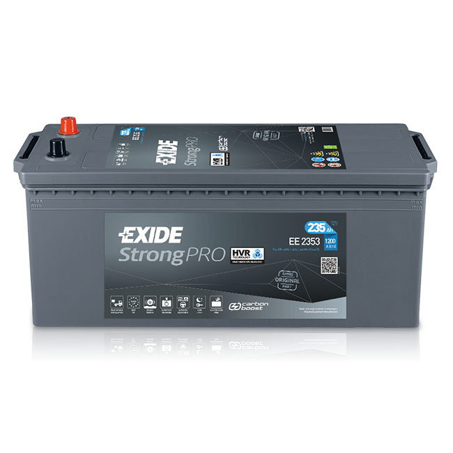 Exide Strong Pro